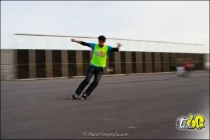 patinaje derrapes clase