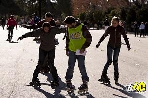 patinaje estándar