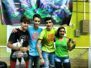Battle Albacete 2- Club Tres60