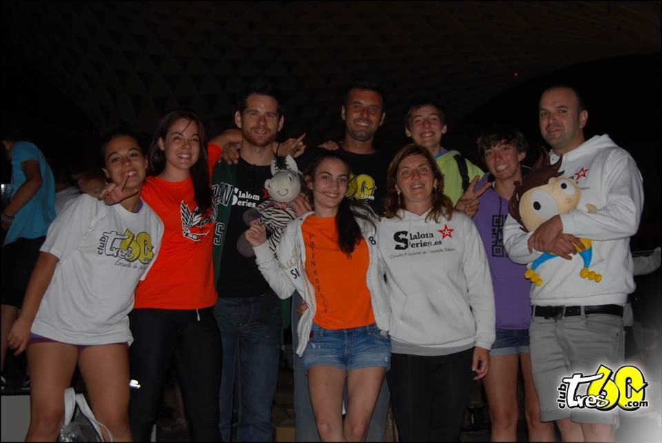 Battle Sevilla 2014 - Team Tres60 patinaje