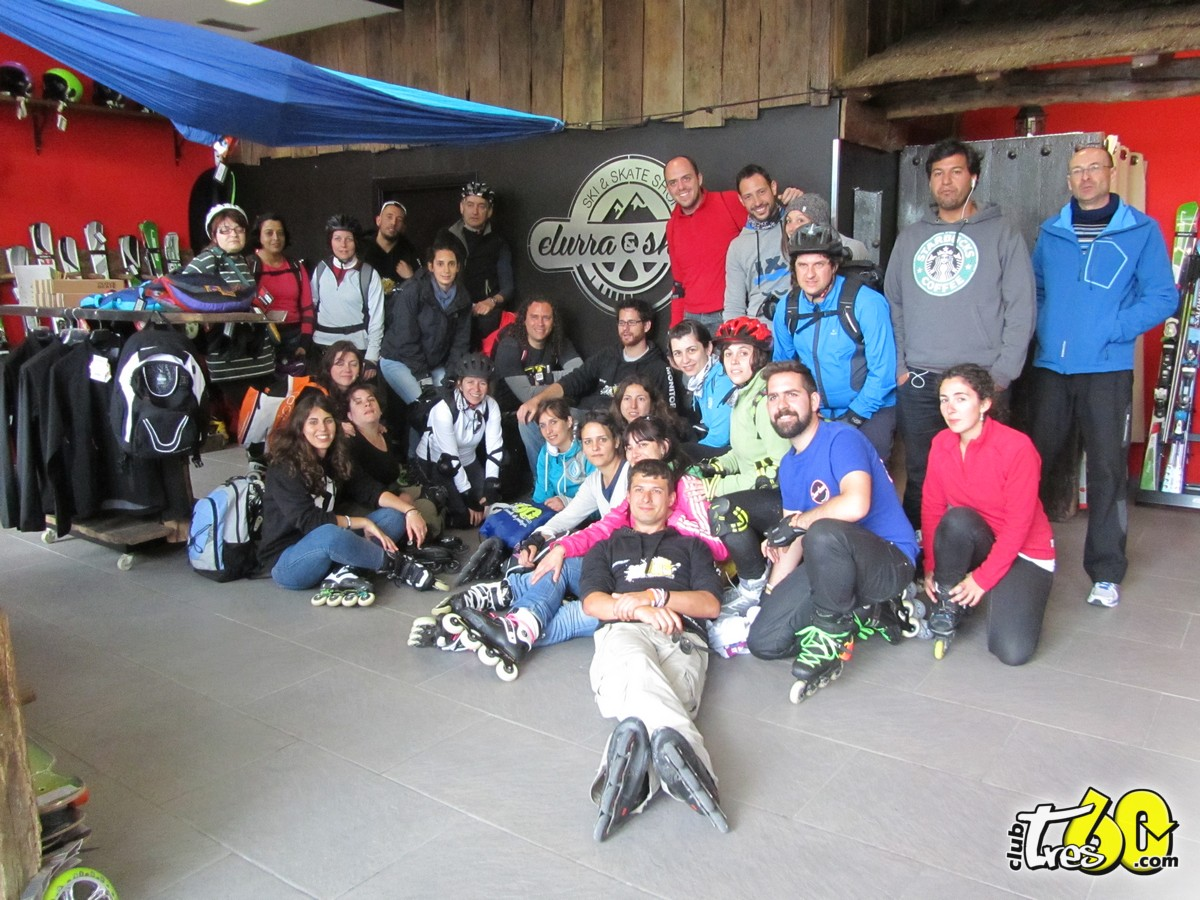 Patinar Bilbao_Club Tres60_Patinaje_Elurra&Skate