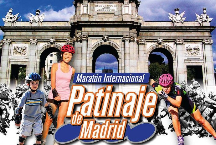 maraton patines madrid - Tres60