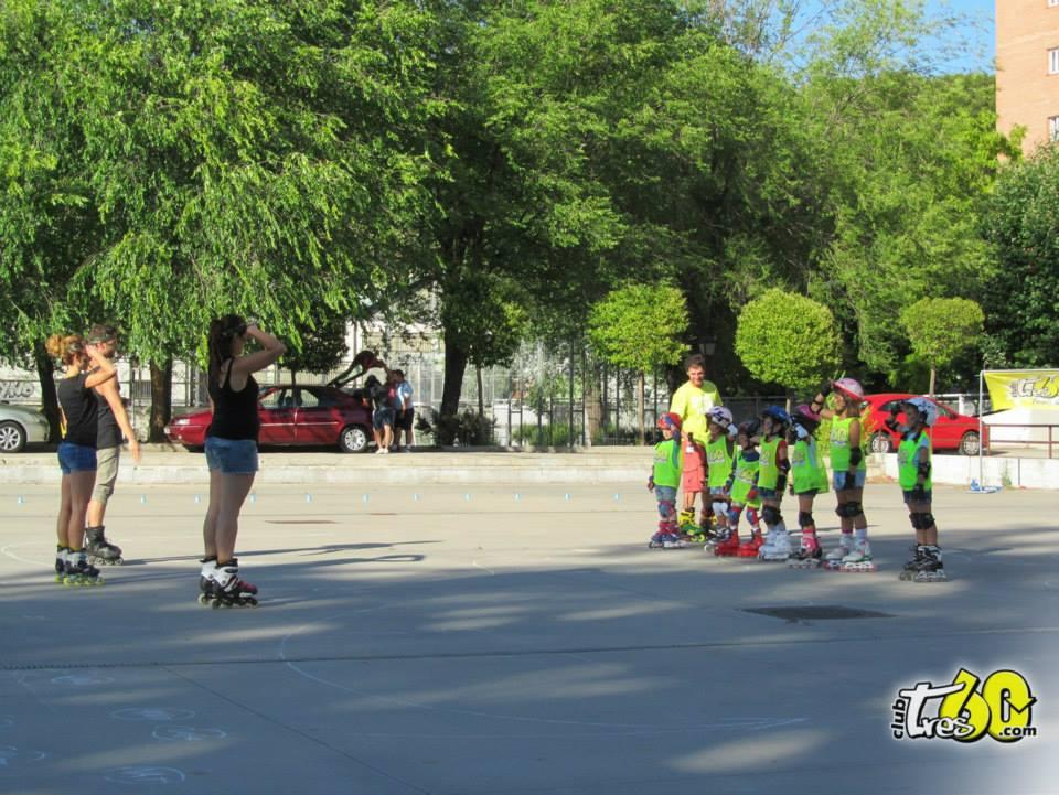 clases patinaje madrid tres60