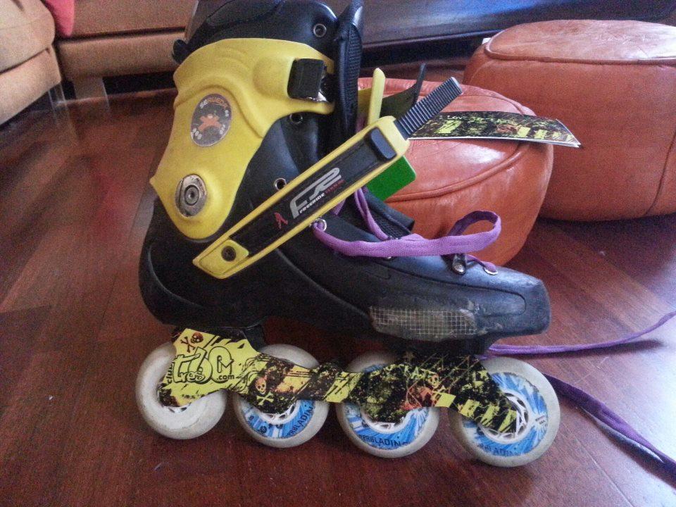 patines Alex Cal