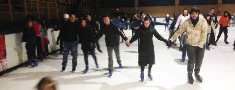 patinaje en Hielo Tres60