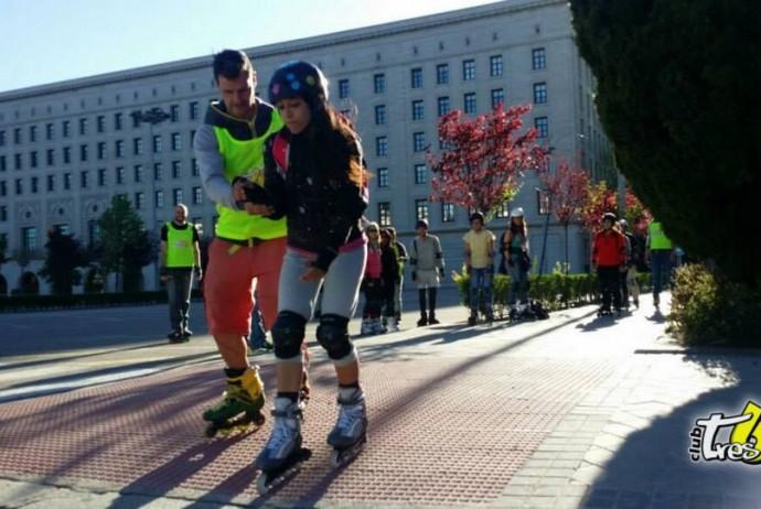 ruta iniciacion patinaje