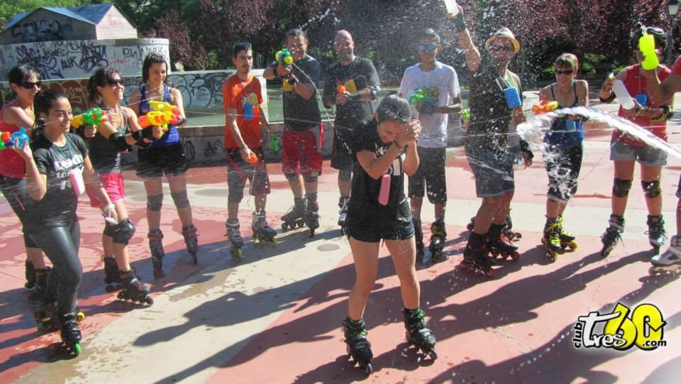 actividades gratis en patines tres60