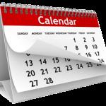 Calendario regular patinaje línea 17-18