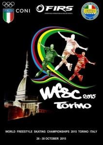 Cartel Mundial Freestyle Torino 2015