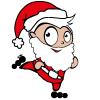 Ruta polvorón: de las luces y los Papa Noel 20/12/18