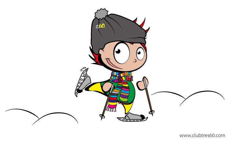 raquetas-de-nieve-club-tres60