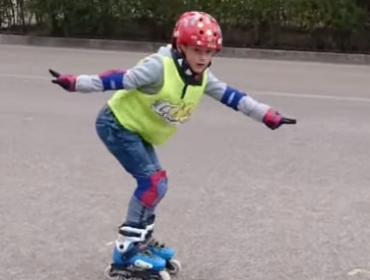Aprender transición con salto en patines - club tres60