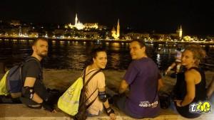 Patinar Budapest - Crónica viaje Budapest On Wheels