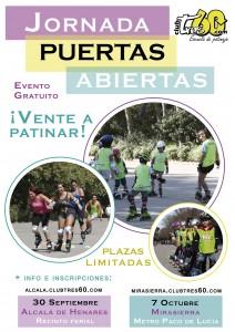 Patinaje Línea gratis Alcalá Henares
