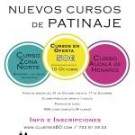 Aprender a patinar en Las Tablas – Curso 17/18