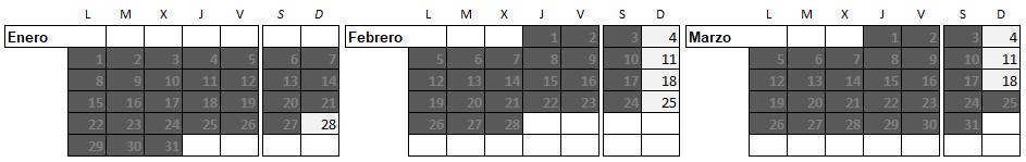 Calendario 2T Aprender a patinar en Alcala2