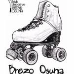Chaqueta patinaje artístico Club Brezo Osuna