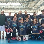 Crónica hockey: Tres60 Warriors vs. Las Rozas
