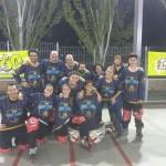 Hockey Línea Tres60 Warriors – Crónica de la temporada 2017/2018
