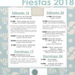 Festival patinaje artístico – Fin curso 17/18