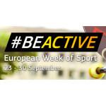 Tres60 en la Semana Europea del Deporte 2018