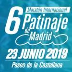 VI Maratón patinaje Madrid IberCaja 23/Junio