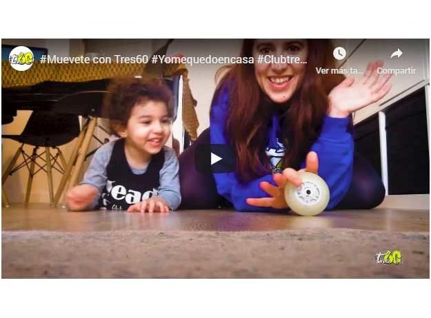¡Muévete-con-Tres60!-–-Vídeo-profesores-y-alumnos-durante-el-Coronavirus